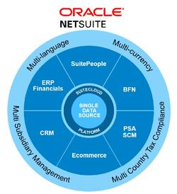 NetSuite Integration Wheel